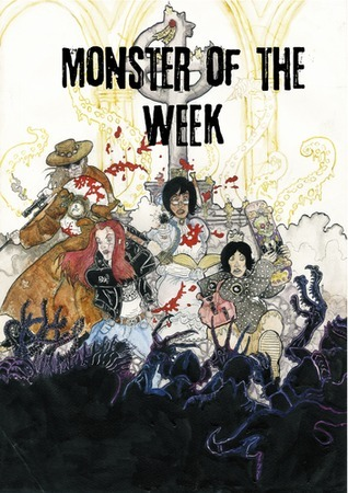 Monster of the Week Michael  Sands