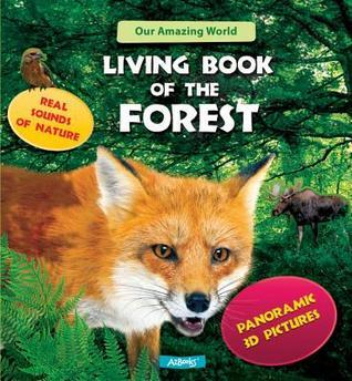 Living Book of the Forest: Panoramic 3D Pictures Elena Vasilkova