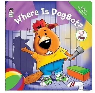 Where Is Dogbot? Amye Rosenberg