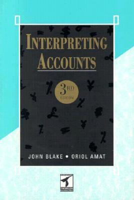 Interpreting Accounts  by  John Blake