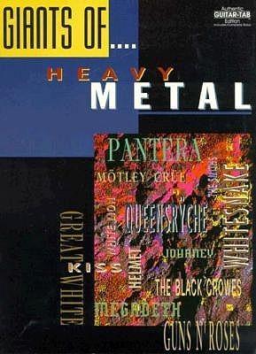Giants Of... Heavy Metal  by  Jo Novark