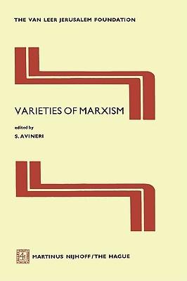 Varieties of Marxism Shlomo Avineri