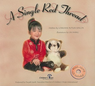 A Single Red Thread [With CD (Audio)] Lorraine Butler Simcox