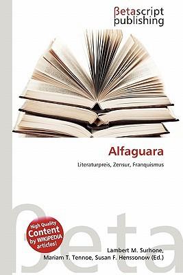 Alfaguara  by  NOT A BOOK