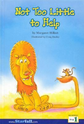 Not Too Little to Help  by  Margaret Hillert