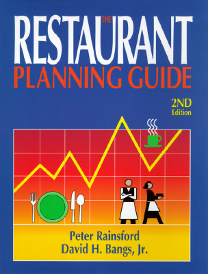 Restaurant Planning Guide  by  Peter Rainsford