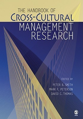 The Handbook of Cross-Cultural Management Research  by  Peter B. Smith
