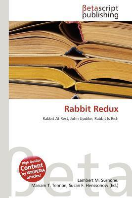 Rabbit Redux  by  NOT A BOOK