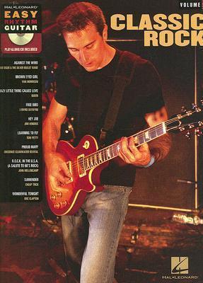 Classic Rock: Easy Rhythm Guitar Series Volume 2 (Easy Rhythm Guitar Series) Songbook