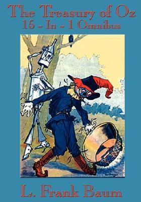 The Treasury of Oz  by  L. Frank Baum