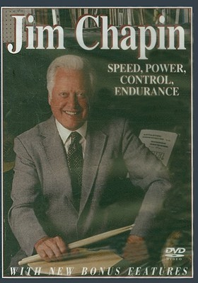 Speed, Power, Control, Endurance  by  Jim Chapin