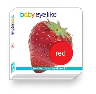 Baby EyeLike: Red  by  Play Bac