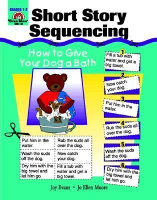 Short Story Sequencing: Grades 1-2  by  Jo Ellen Moore