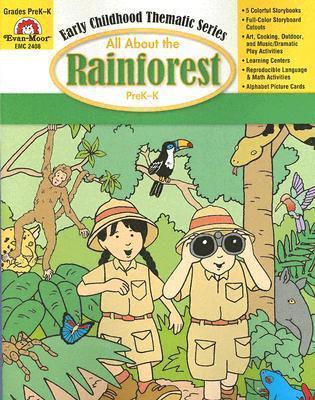 The Rainforest Barbara Allman