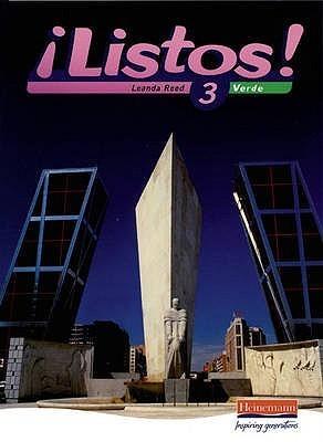 Listos! 3: Verde   Pupils Book  by  Michael  Calvert
