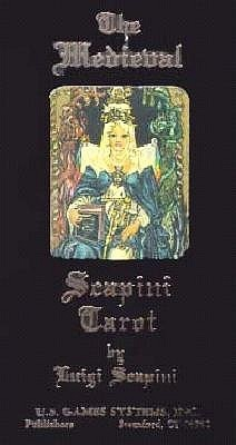 The Medieval Scapini Tarot Deck  by  Luigi Scapini