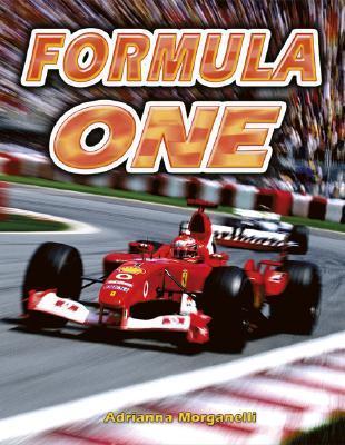 Formula One Adrianna Morganelli