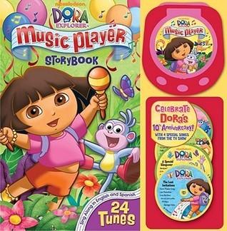 Dora Music Player 10th Anniversary Edition Readers Digest Association