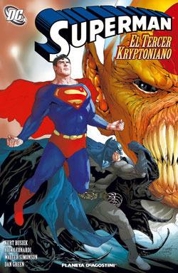 Superman: El Tercer Kryptoniano Kurt Busiek