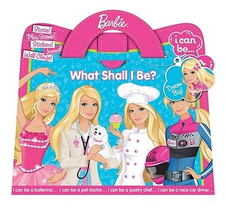 Barbie What Shall I Be  by  Kristine Lombardi