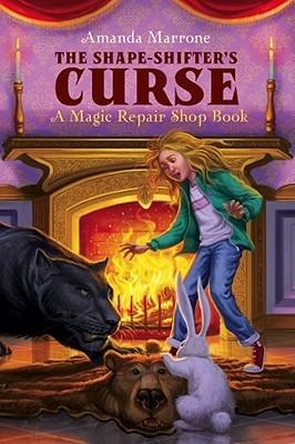 The Shape Shifters Curse (Magic Repair Shop #2)  by  Amanda Marrone