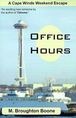 Office Hours M. Broughton Boone
