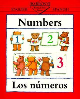 Los números / Numbers  by  Clare Beaton