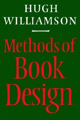 Methods of Book Design Hugh Williamson