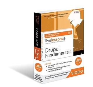 Drupal Fundamentals Livelesson Bundle Emma Jane Hogbin