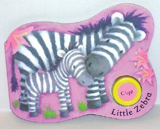 Little Zebra Rebecca Harry