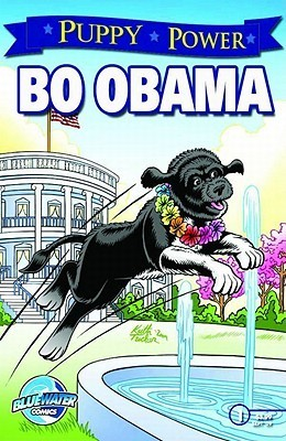 Puppy Power: Bo - Adventures from the White House  by  Paul Salamof