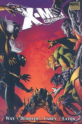 X-Men: Original Sin  by  Mike Carey