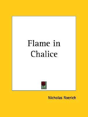 Flame in Chalice Николай Рерих
