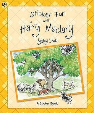 Sticker Fun With Hairy Maclary Lynley Dodd