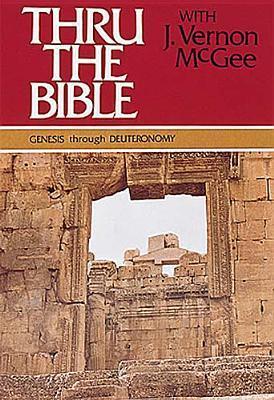 Thru the Bible, 5 Vols.: Genesis Thru Revelation  by  J. Vernon McGee