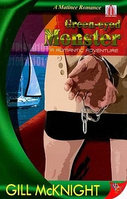 Green Eyed Monster  by  Gill McKnight