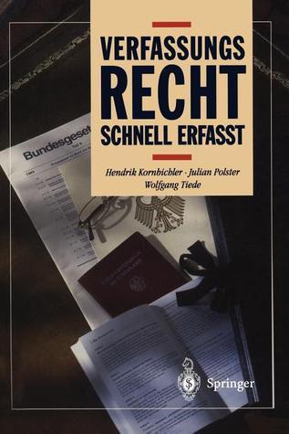 Verfassungsrecht: Schnell Erfa T  by  Hendrik Kornbichler