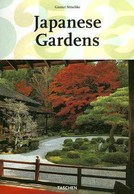 Japanese Gardens: Right Angle and Natural Form  by  Günter Nitschke