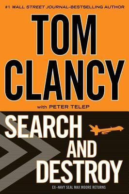 Search and Destroy  by  Tom Clancy