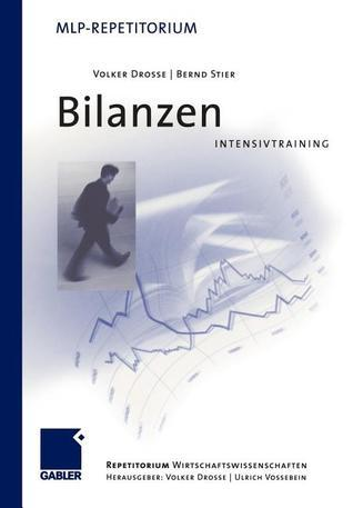 Intensivtraining Bilanzen  by  Volker Drosse
