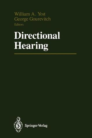 Directional Hearing  by  William A. Yost