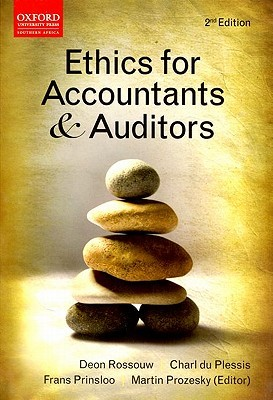 Ethics for Accountants & Auditors  by  Deon Rossouw