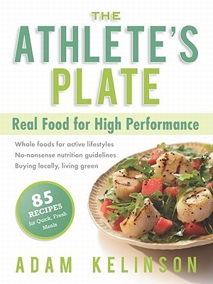 Athletes Plate  by  Adam Kelinson