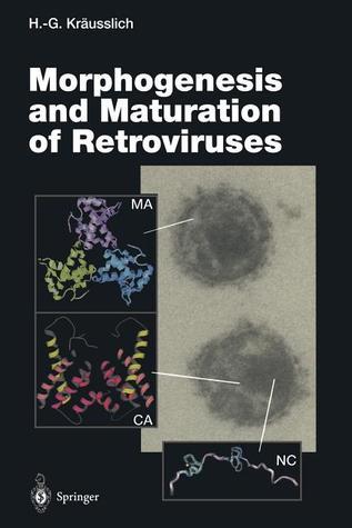 Morphogenesis and Maturation of Retroviruses  by  Hans-Georg Kr Usslich