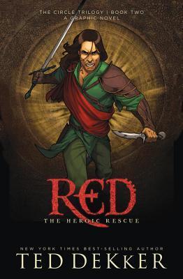 Red Graphic Novel Ted Dekker