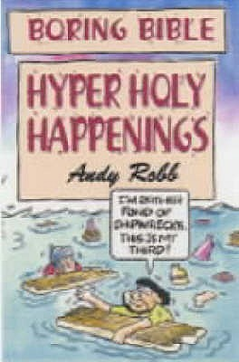 The Bigger and Bigger Book of Bible Stories Andy Robb