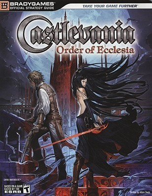 Castlevania: The Order of Ecclesia Official Strategy Guide Adam Deats