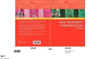 Scm Studyguide: New Testament Interpretation  by  Ian Boxall