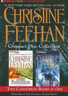 Dark Possession / Dark Curse (Dark, #18-19) Christine Feehan