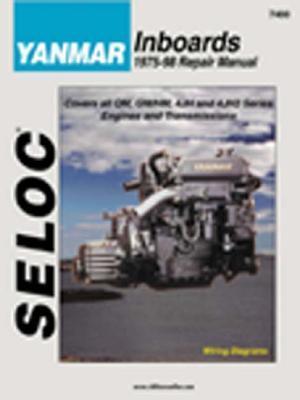 Yanmar Inboards, 1975-98  by  Seloc Publications